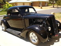 36 Plymouth Coupe